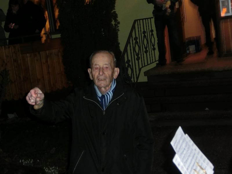 90. Geburtstag von Alois Bohrer