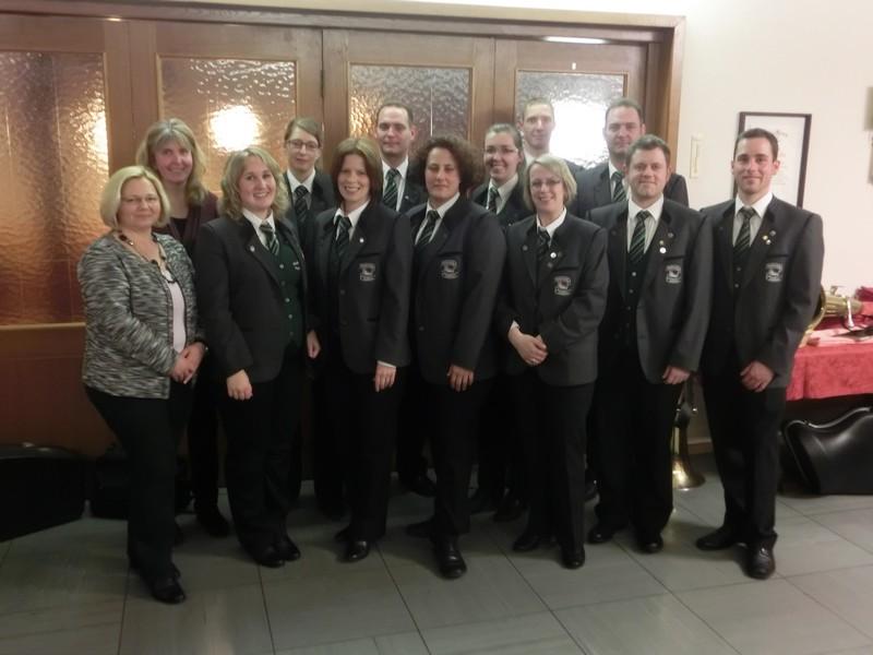 Neuer Vorstand 2016