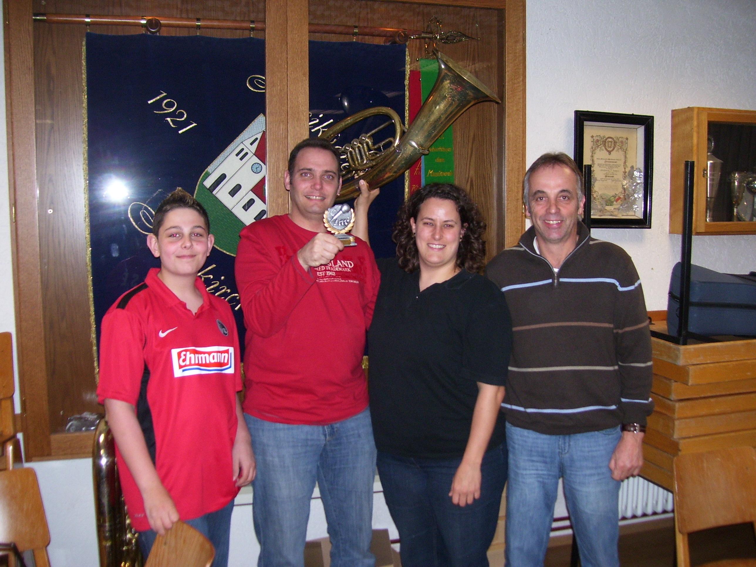 Registerpokal 2011