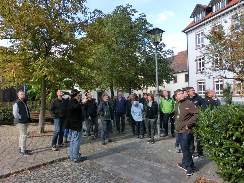 Erlebnisfahrt mit dem Rebenbummler durch den Kaiserstuhl