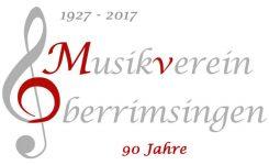 90 Jahre Musikverein Oberrimsingen