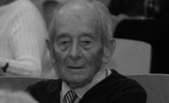 Wir trauern um Alois Bohrer